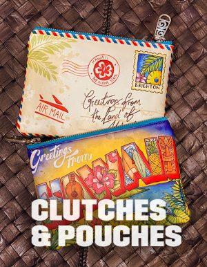 Clutches & Pouches
