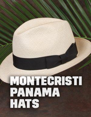 Handmade Montecristi Hats